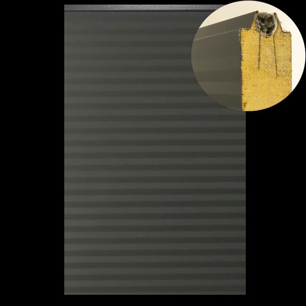 Alpha ISO 40 paneel STAAL - 40x610mm