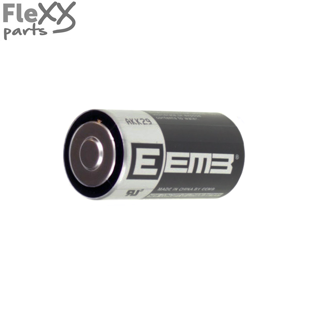 Batterij voor draadloze onderloopbeveiliging