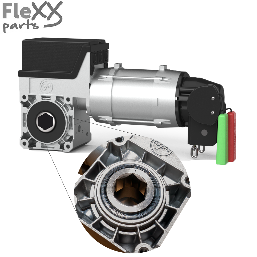 GfA 90 Nm 400V SK HEX asgat