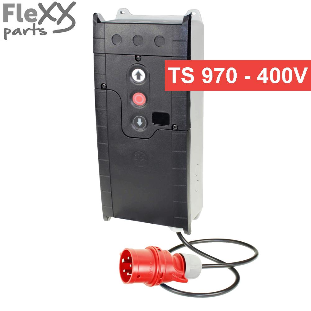 GfA besturing TS 970-400V