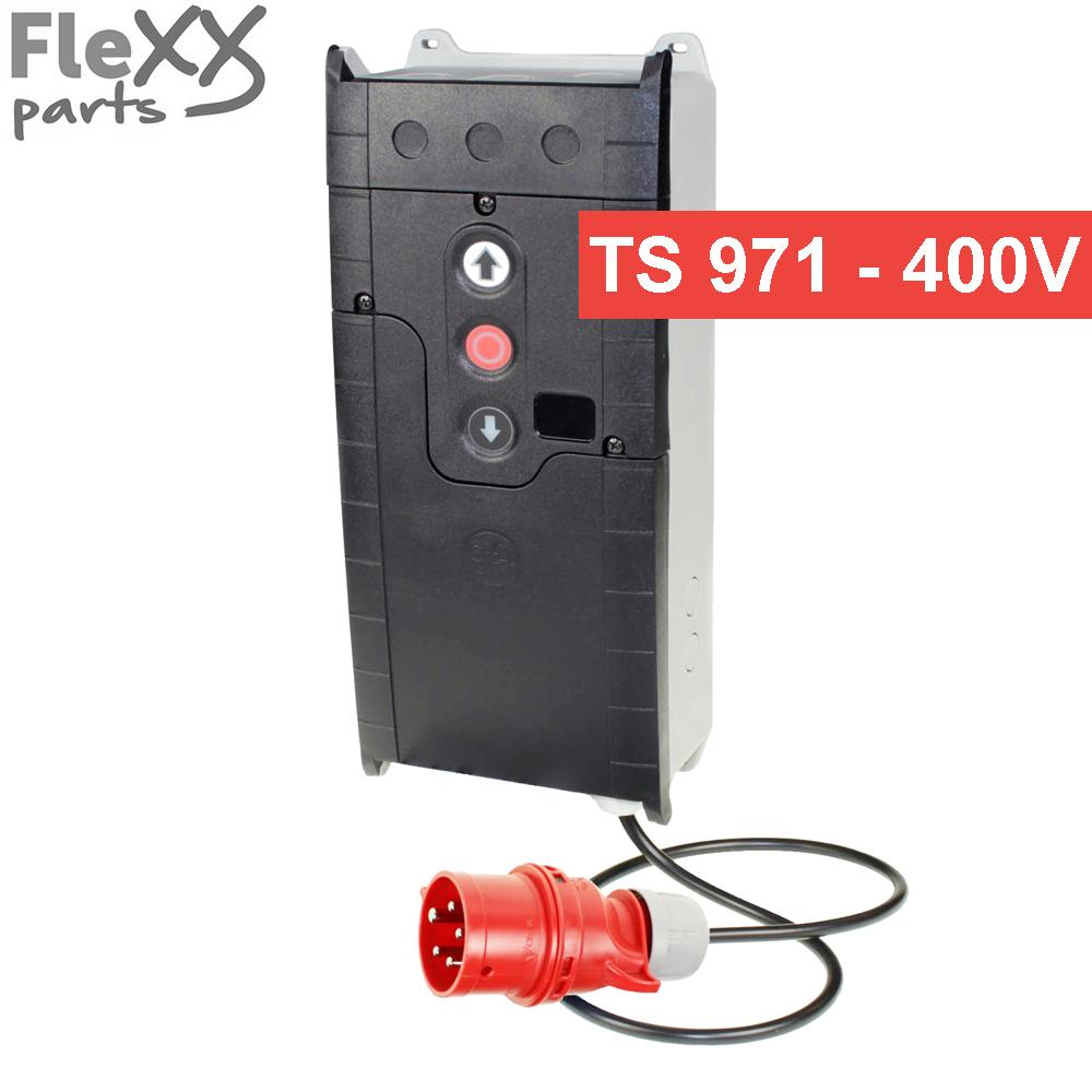 GfA besturing TS 971-400V