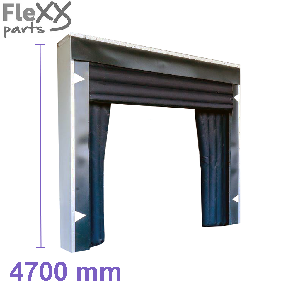 Craft INFLATE opblaasbare shelter, rijwegmodel, 3400x4700 (BxH)